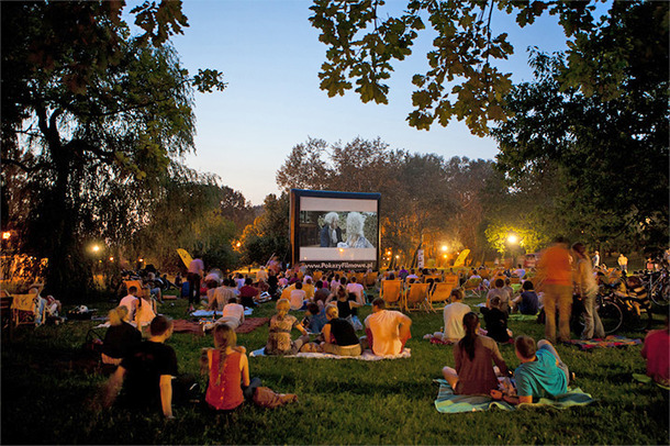 Film Feast in the Open Air