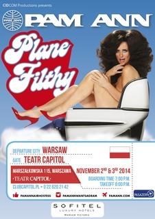 Pam Ann - Plane Filthy EU Tour 2014