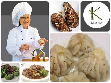 COOKING WORKSHOP with Top Chef Iness Kim - Georgian Cuisine