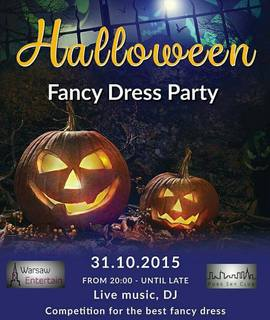 Warsaw VIP Halloween 2015