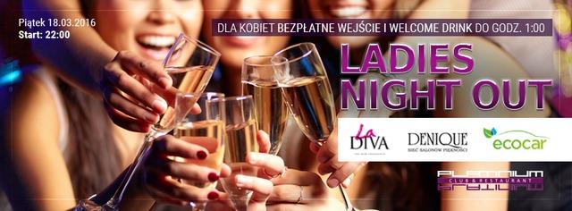 Ladies Night Out! x Rafael Lambert