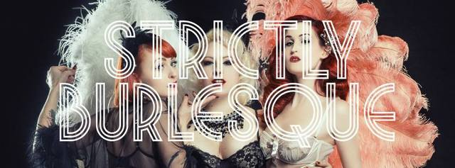 Strictly Burlesque at Podwale Bar and Books