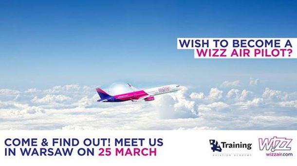 Wizz Air Cadet Program Open Day in Warsaw