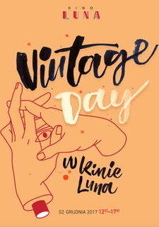 Vintage Day w Kinie Luna