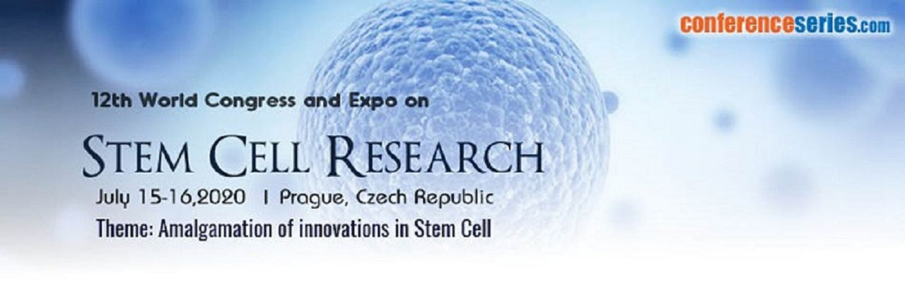 12th World Congress and Expo on Stem Cell Research