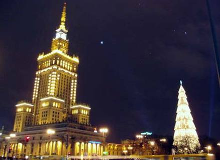 Warsaw Palace of Culture - Stalin's Empire State