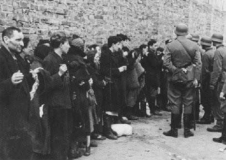 The Jewish Ghetto Today