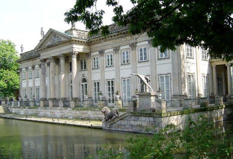 The Royal Baths