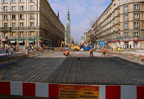 The Buzz of Modern Warsaw