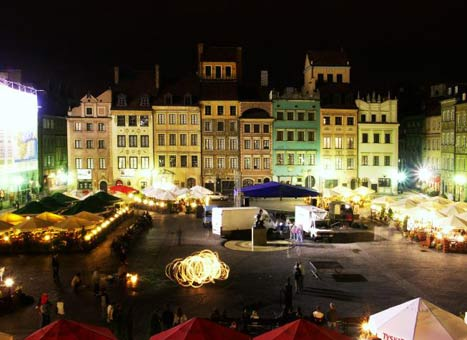 Warsaw Annual Events