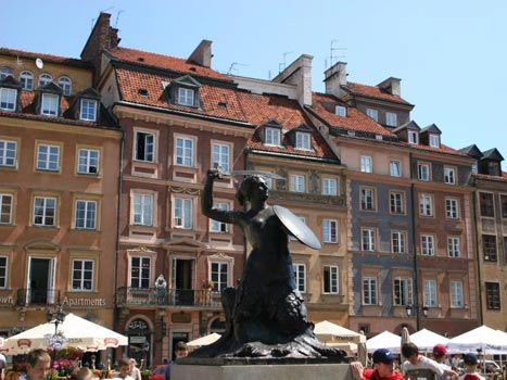 The Legends of Warsaw