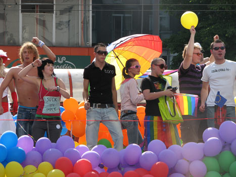See also: Warsaw Gay Movement