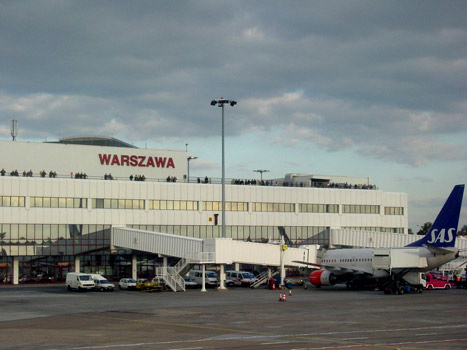 Cheap Flights to Warsaw