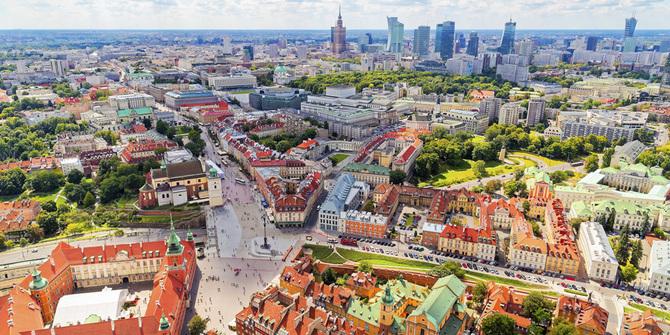 Photo 1 of Warsaw Tours Warsaw Tours