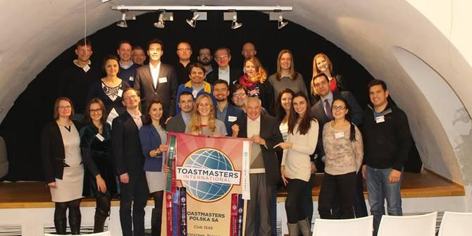 Photo 1 of Toastmasters Polska Club Toastmasters Polska Club