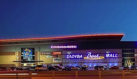 Photo 1 of Sadyba Best Mall Sadyba Best Mall