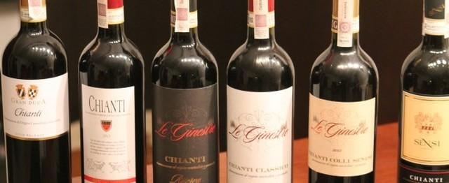 Chianti wszystkie sekrety najpopularniejszego wina Toskanii.