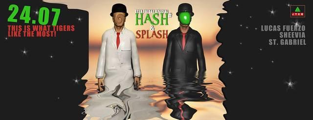 HASH & SPLASH