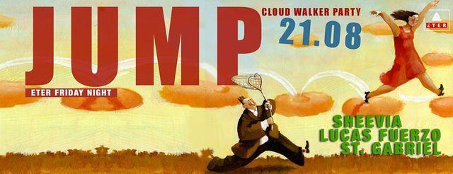 JUMP! 21 August