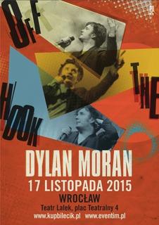 Dylan Moran - Off the Hook WROCŁAW