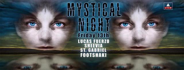 Mystical Night | Friday 13th | Eter Club