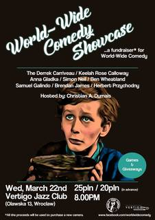 World Wide Comedy Showcase