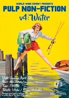 Pulp Non-Fiction Vol. 4: Water