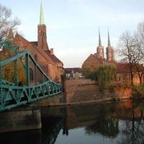 Bridge over the Odra