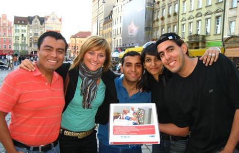 Expats in Wroclaw