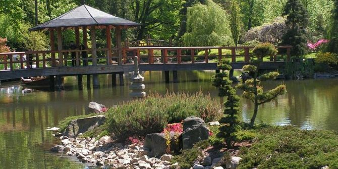 Photo 1 of Japanese Garden Japanese Garden