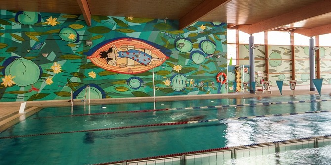 Aquapark Wroclaw
