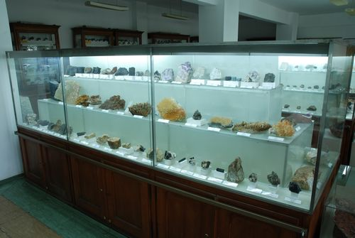 Photo 3 of Museum of Mineralogy Museum of Mineralogy