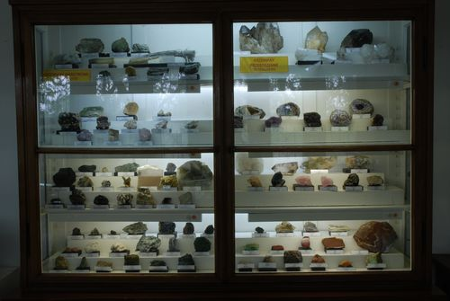 Photo 1 of Museum of Mineralogy Museum of Mineralogy