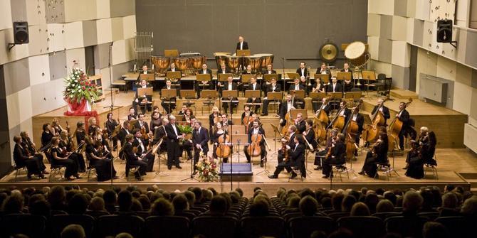 Photo 4 of Narodowe Forum Muzyki Filharmonia Wroclawska