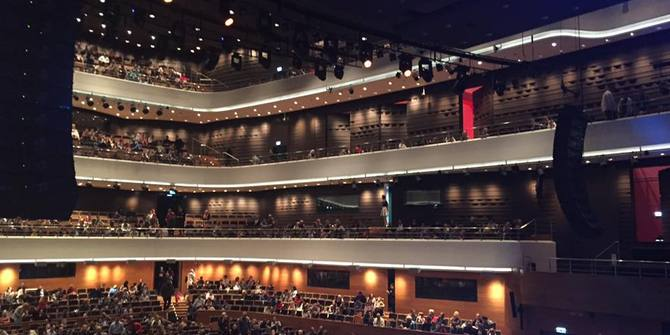 Photo 2 of Narodowe Forum Muzyki Filharmonia Wroclawska