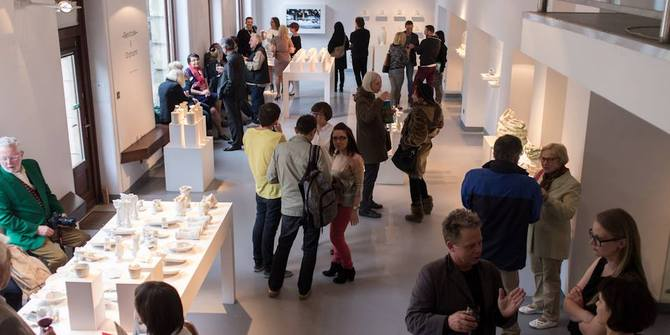 Glass and Ceramics Gallery