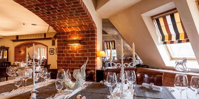 Restaurant Wieza Cisnien