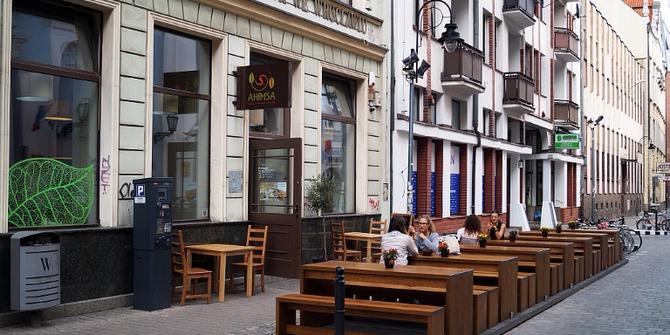 Photo 1 of Ahimsa Vegan Restaurant Ahimsa Vegan Restaurant