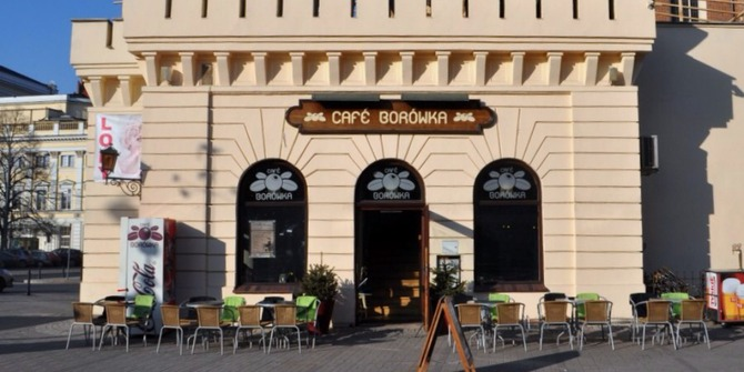 Photo 1 of Cafe Borowka Cafe Borowka