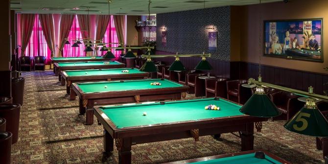 Sezam Billiard Club