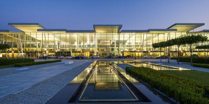 Photo 2 of Copernicus Airport Copernicus Airport