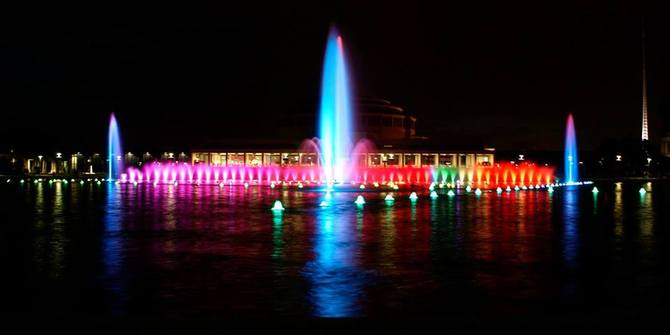 Photo 4 of Wroclaw's Multimedia Fountain Wroclaw's Multimedia Fountain