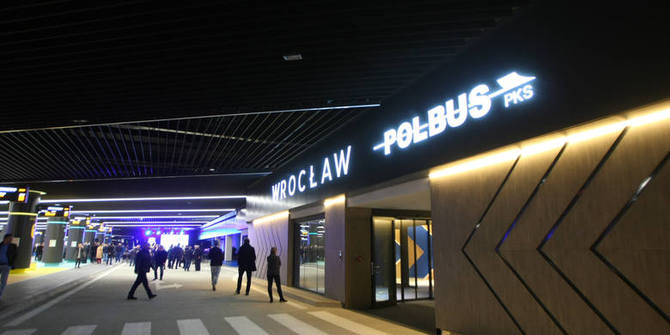Photo 2 of Main Bus Station Main Bus Station