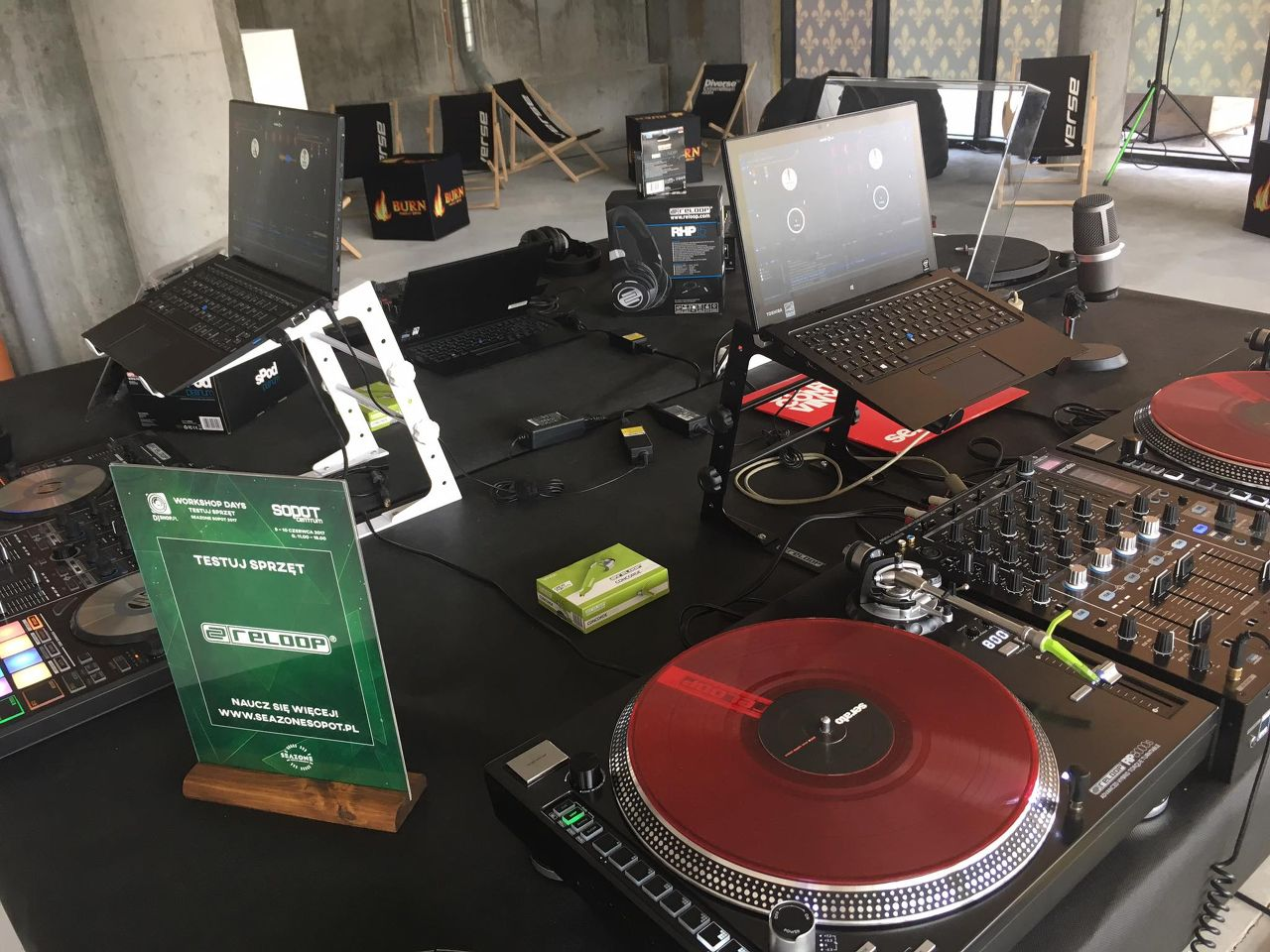 Photo 1 of DJ Shop