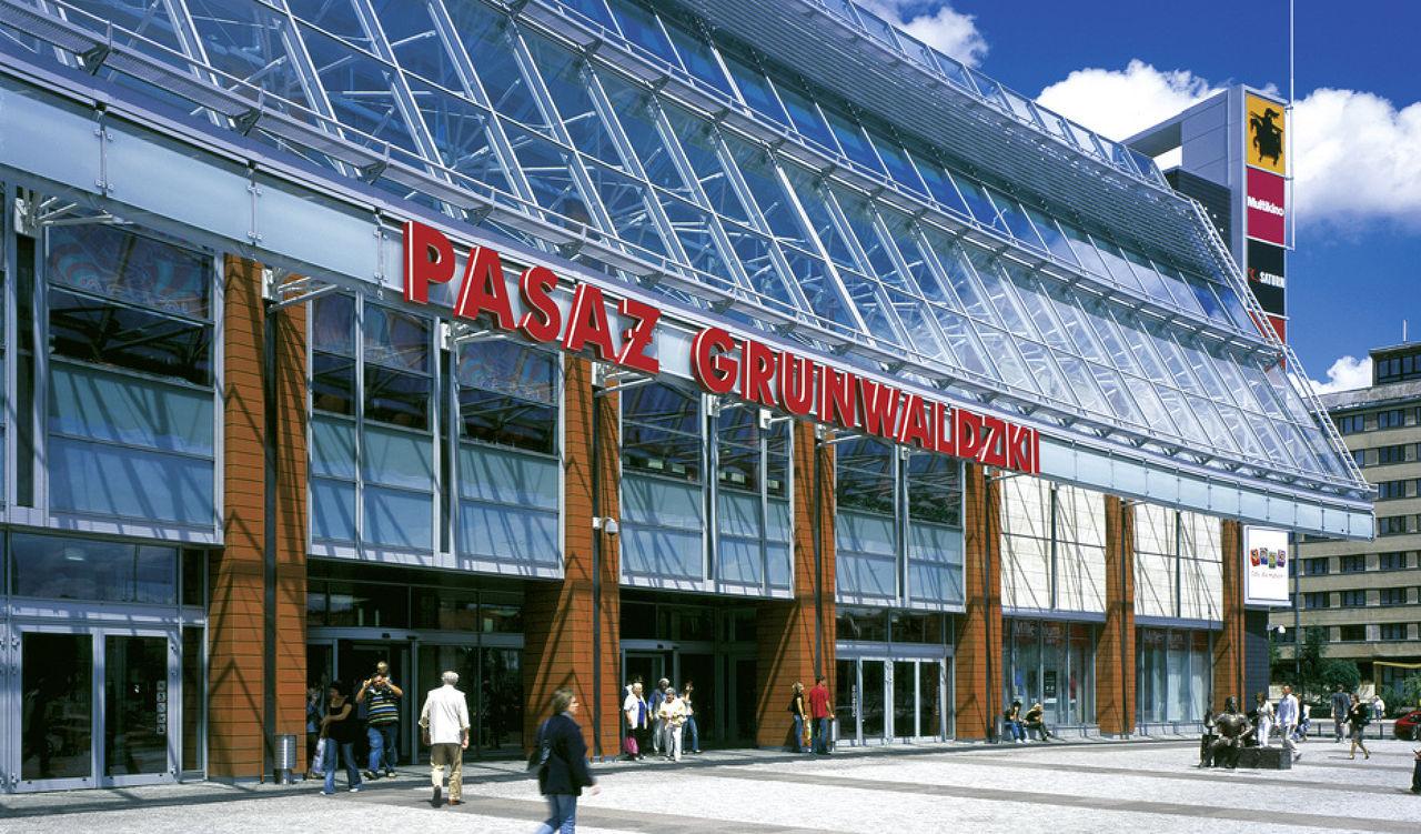 Photo 1 of Pasaz Grunwaldzki