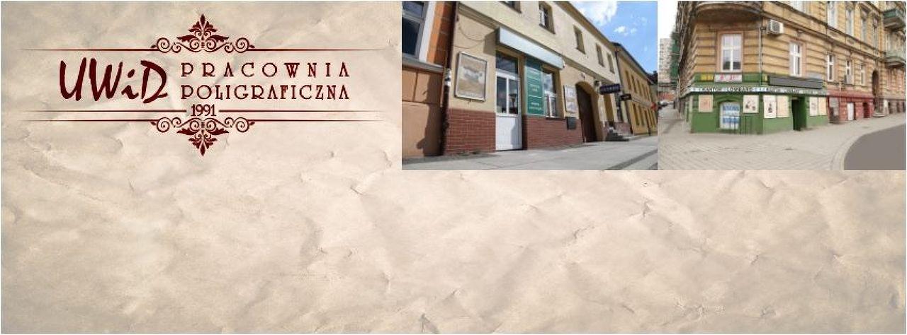 Photo 1 of UWiD Pracownia Poligraficzna