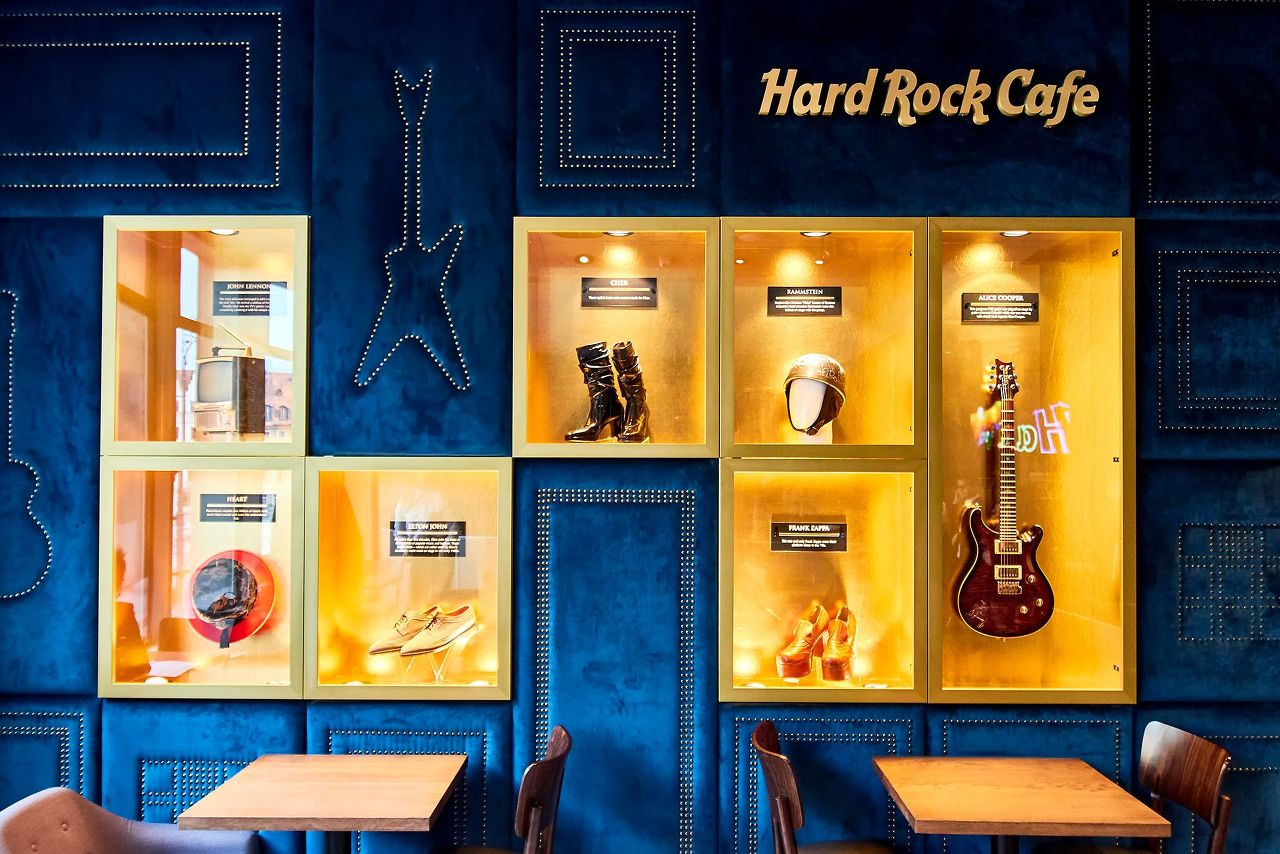 Photo 2 of Hard Rock Cafe Wroclaw