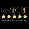 Exclusive Striptease Club  LE SECRET (closed) logo