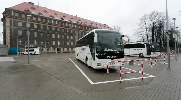 Wroclaw Coach Station