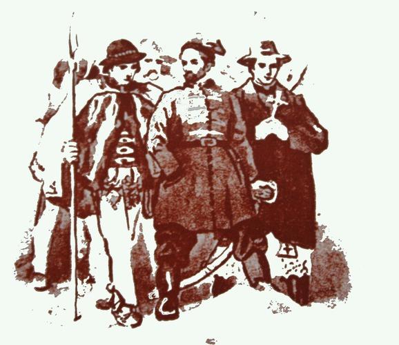 The Chochołów Uprising